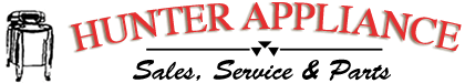 Hunter Appliance Logo