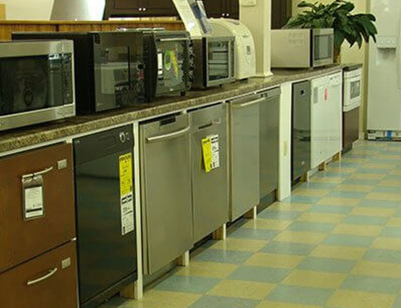 Microwaves & Dishwashers